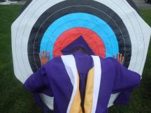 Archery Head on